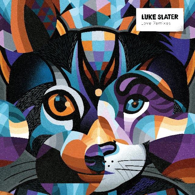 Luke Slater LOVE REMIXES Vinyl Record