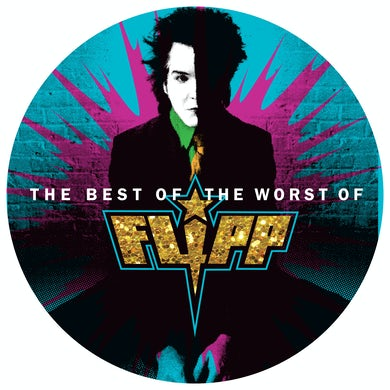 THE BEST OF THE WORST OF FLIPP Vinyl Record