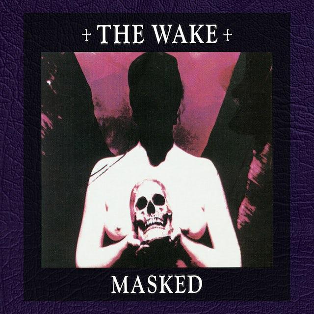 Wake MASKED Vinyl Record