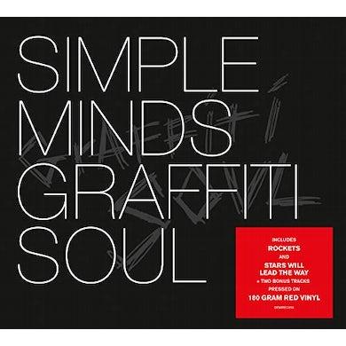 Simple Minds GRAFITTI SOUL Vinyl Record