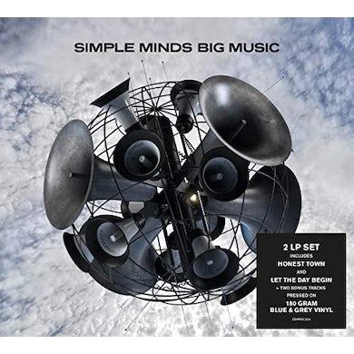 Simple Minds BIG MUSIC Vinyl Record