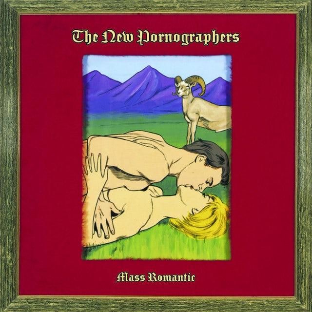 The New Pornographers MASS ROMANTIC Vinyl Record