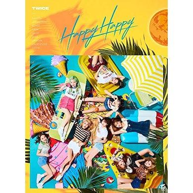 Twice HAPPY HAPPY (VERSION A) CD