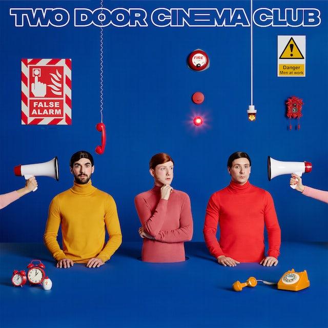 Two Door Cinema Club FALSE ALARM CD