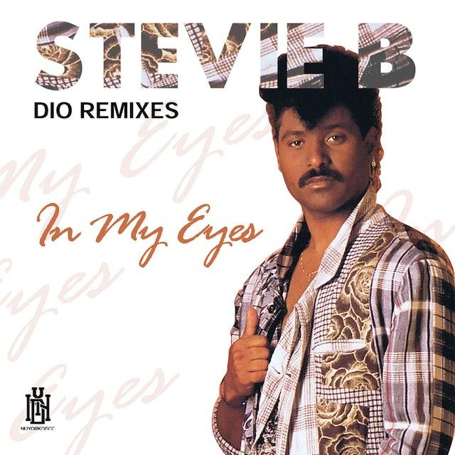 Stevie B. IN MY EYES (DIO REMIXES) CD