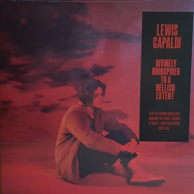 Lewis Capaldi DIVINELY UNINSPIRED TO A HELLISH EXTENT CD