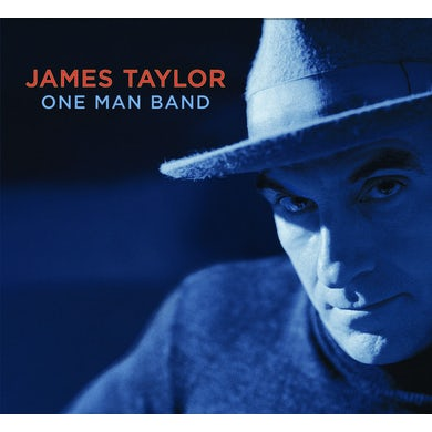 James Taylor ONE MAN BAND Vinyl Record