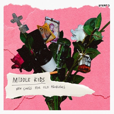 Middle Kids NEW SONGS FOR OLD PROBLEMS Vinyl Record