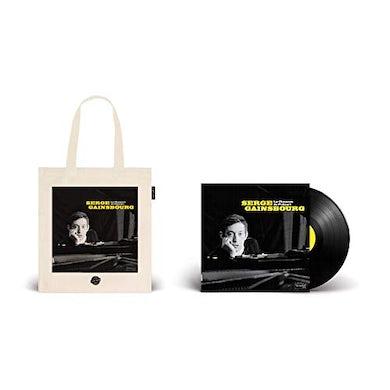 Serge Gainsbourg LA CHANSON DE PREVERT (+TOTEBAG) Vinyl Record