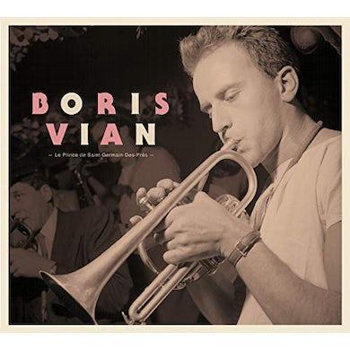 Boris Vian LE PRINCE DE SAINT GERMAIN DES PRES CD