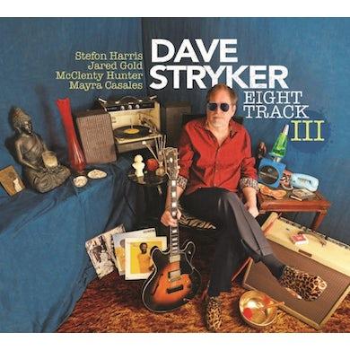 Dave Stryker EIGHT TRACK III CD