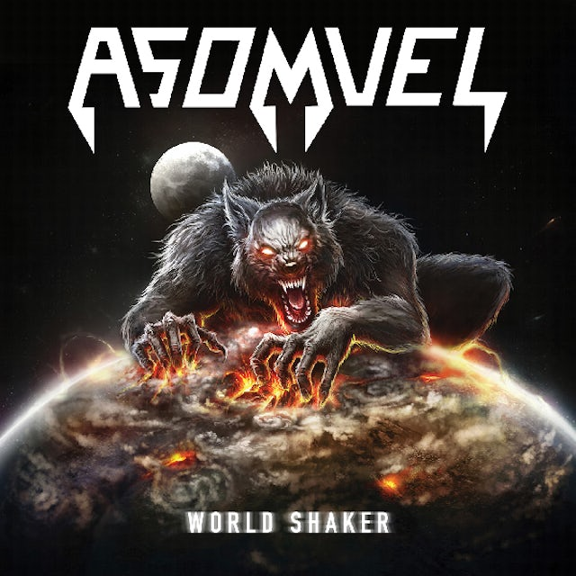 Asomvel WORLD SHAKER Vinyl Record