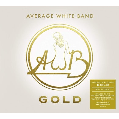 Average White Band GOLD CD
