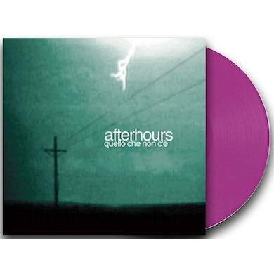 Afterhours QUELLO CHE NON C'E Vinyl Record