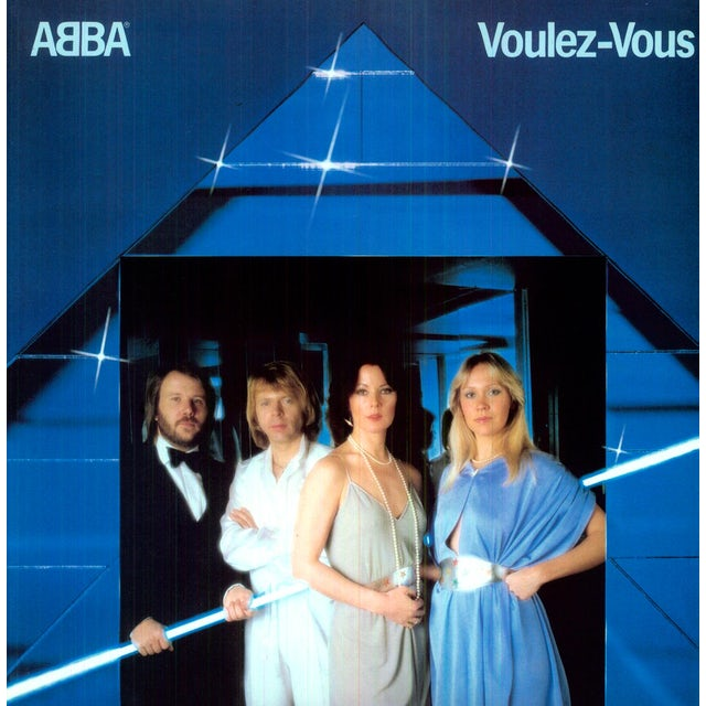 Abba VOULEZ-VOUS Vinyl Record