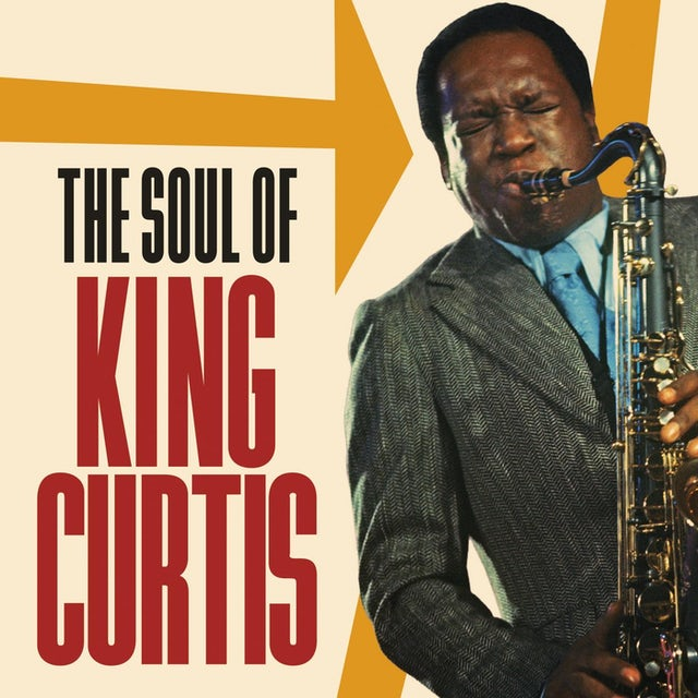 SOUL OF KING CURTIS CD