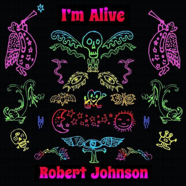 Robert Johnson I'M ALIVE CD