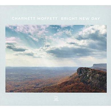 Charnett Moffett BRIGHT NEW DAY CD