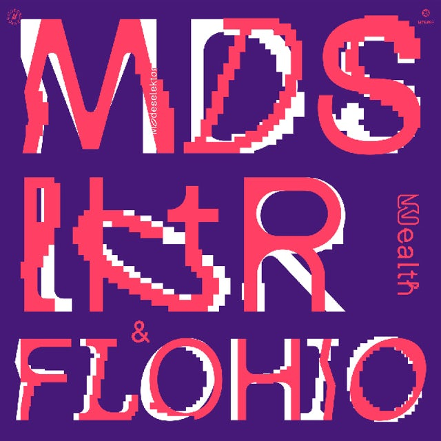 Modeselektor / Flohio WEALTH Vinyl Record