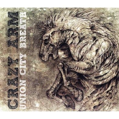 Crazy Arm UNION BREATH CITY CD