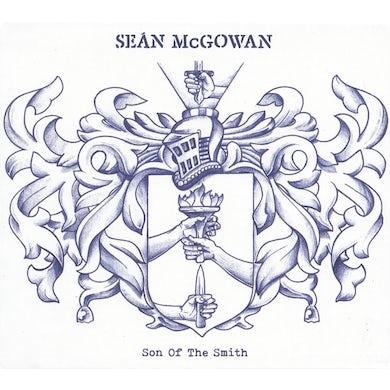 Sean Mcgowan SON OF THE SMITH CD