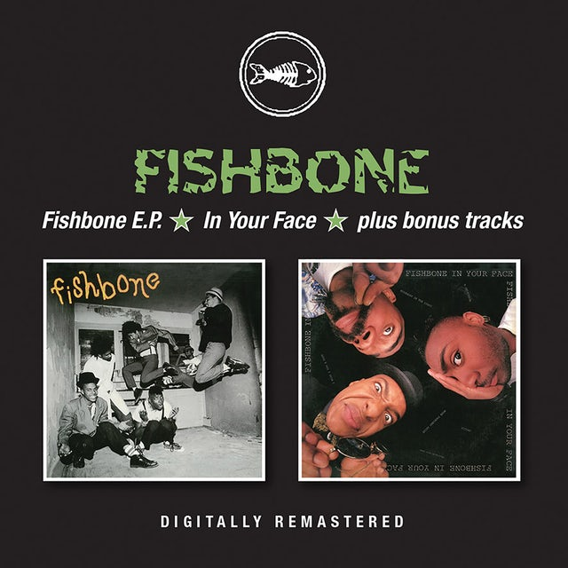 Fishbone EP / IN YOUR FACE PLUS CD