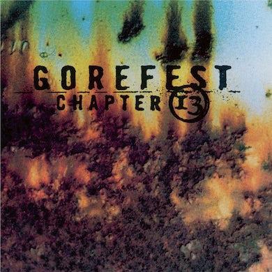 CHAPTER 13 (CLEAR W/ ORANGE/WHITE SPLATTER/140G) Vinyl Record