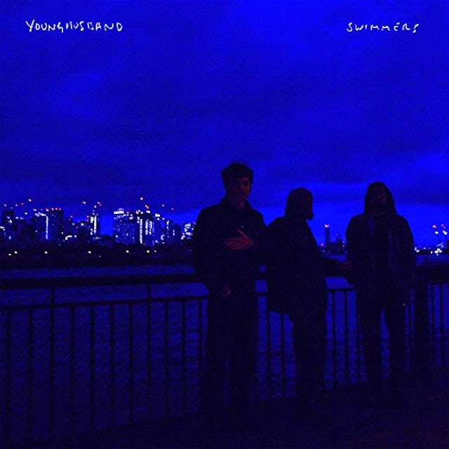 Younghusband SWIMMERS CD