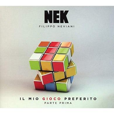 Nek IL MIO GIOCO PREFERITO: PARTE PRIMA CD