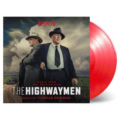 Thomas Newman HIGHWAYMEN (ORIGINAL SOUNDTRACK) Vinyl Record