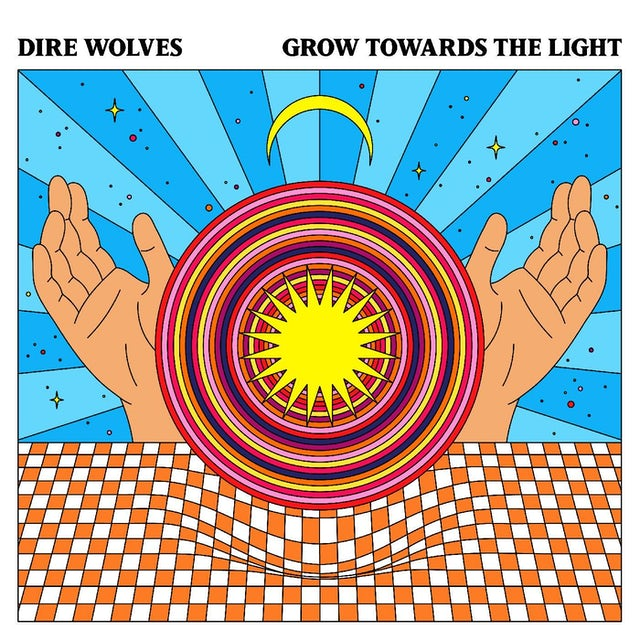 Dire Wolves GROW TOWARDS THE LIGHT CD