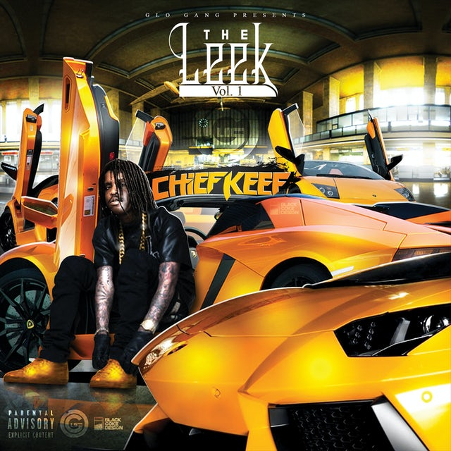Chief Keef THE LEEK VOL. 1 CD