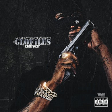 Chief Keef THE GLOFILES PT. 1 CD