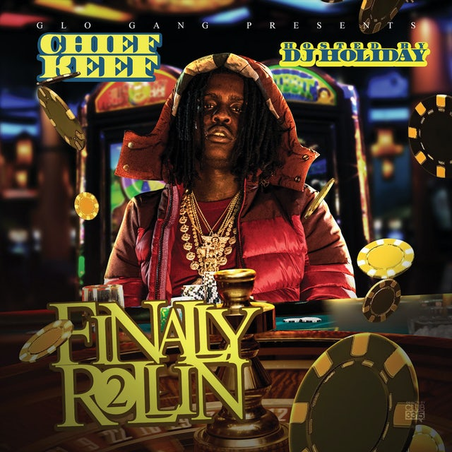 Chief Keef FINALLY ROLLIN 2 CD