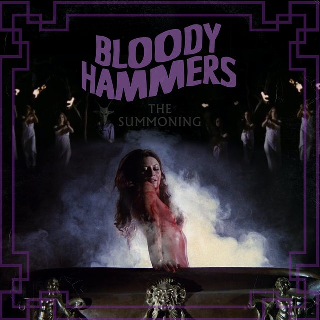 Bloody Hammers SUMMONING CD