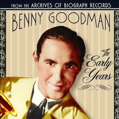 Benny Goodman EARLY YEARS CD