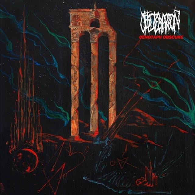 Obliteration CENOTAPH OBSCURE Vinyl Record