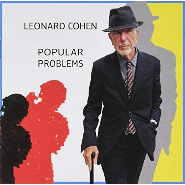 Leonard Cohen POPULAR PROBLEMS (GOLD SERIES) CD