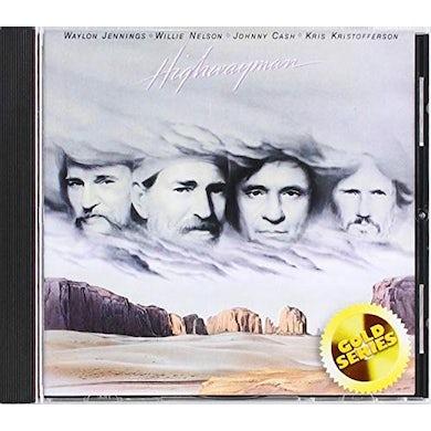 Highwaymen HIGHWAYMAN (GOLD SERIES) CD
