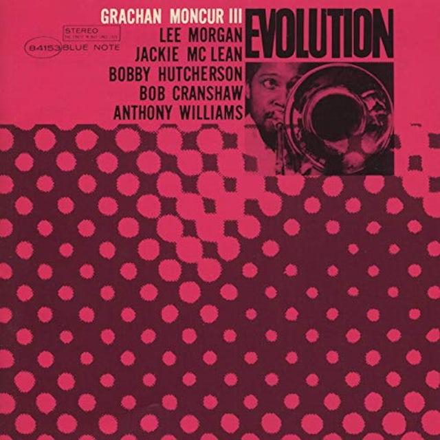 Grachan Moncur Iii EVOLUTION CD
