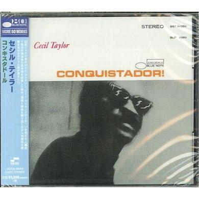 Cecil Taylor CONQUISTADOR CD