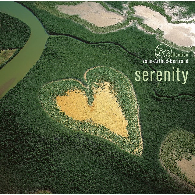 Collection Yann Arthus-Bertrand SERENITY Vinyl Record