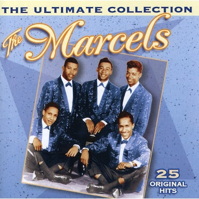 Marcels ULTIMATE COLLECTION CD