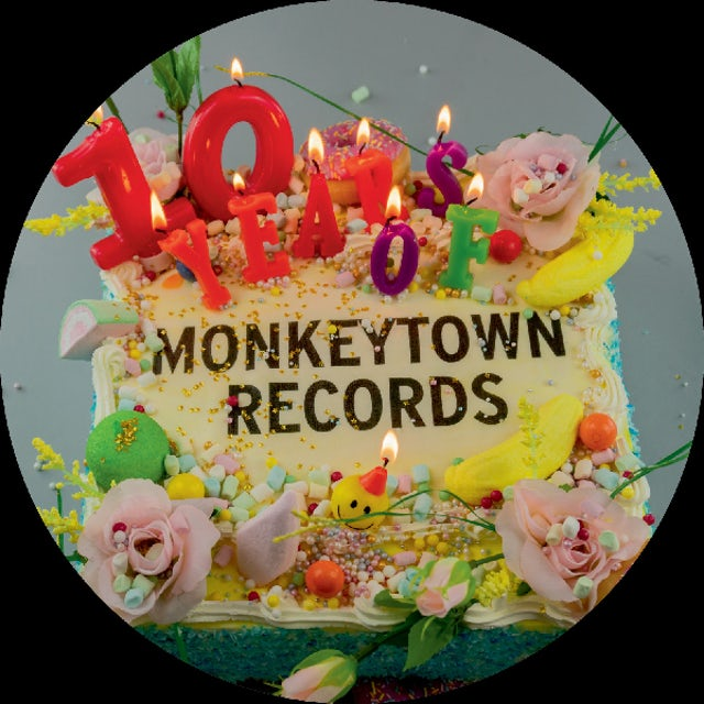 10 Years Of Monkeytown / Various