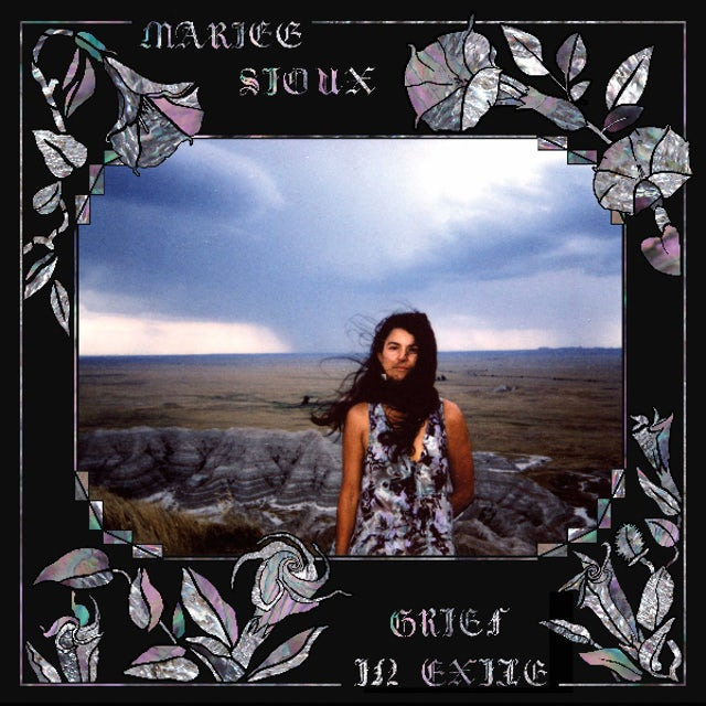 Mariee Sioux GRIEF IN EXILE Vinyl Record
