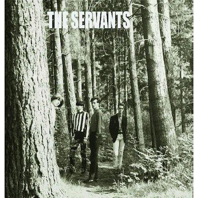 Servants SUN A SMALL STAR Vinyl Record