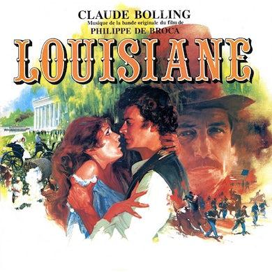Claude Bolling  LOUISIANE / Original Soundtrack CD
