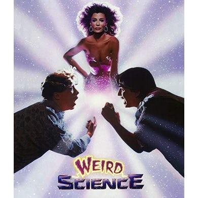 WEIRD SCIENCE Blu-ray