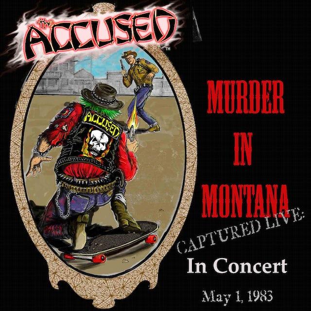 Accused MURDER IN MONTANA Vinyl Record