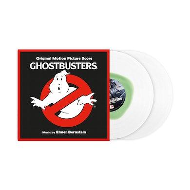 Elmer Bernstein GHOSTBUSTERS (SCORE) / Original Soundtrack Vinyl Record